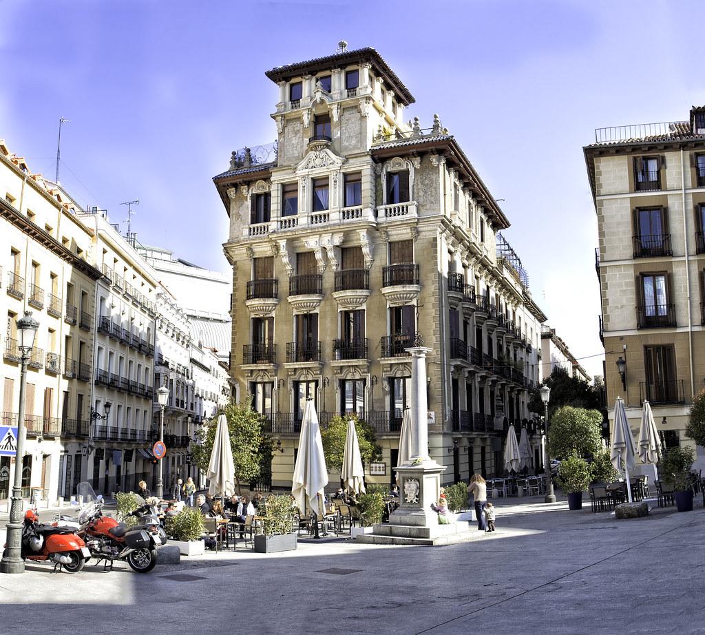 Plaza Ramales 1 - Madrid de los Austrias