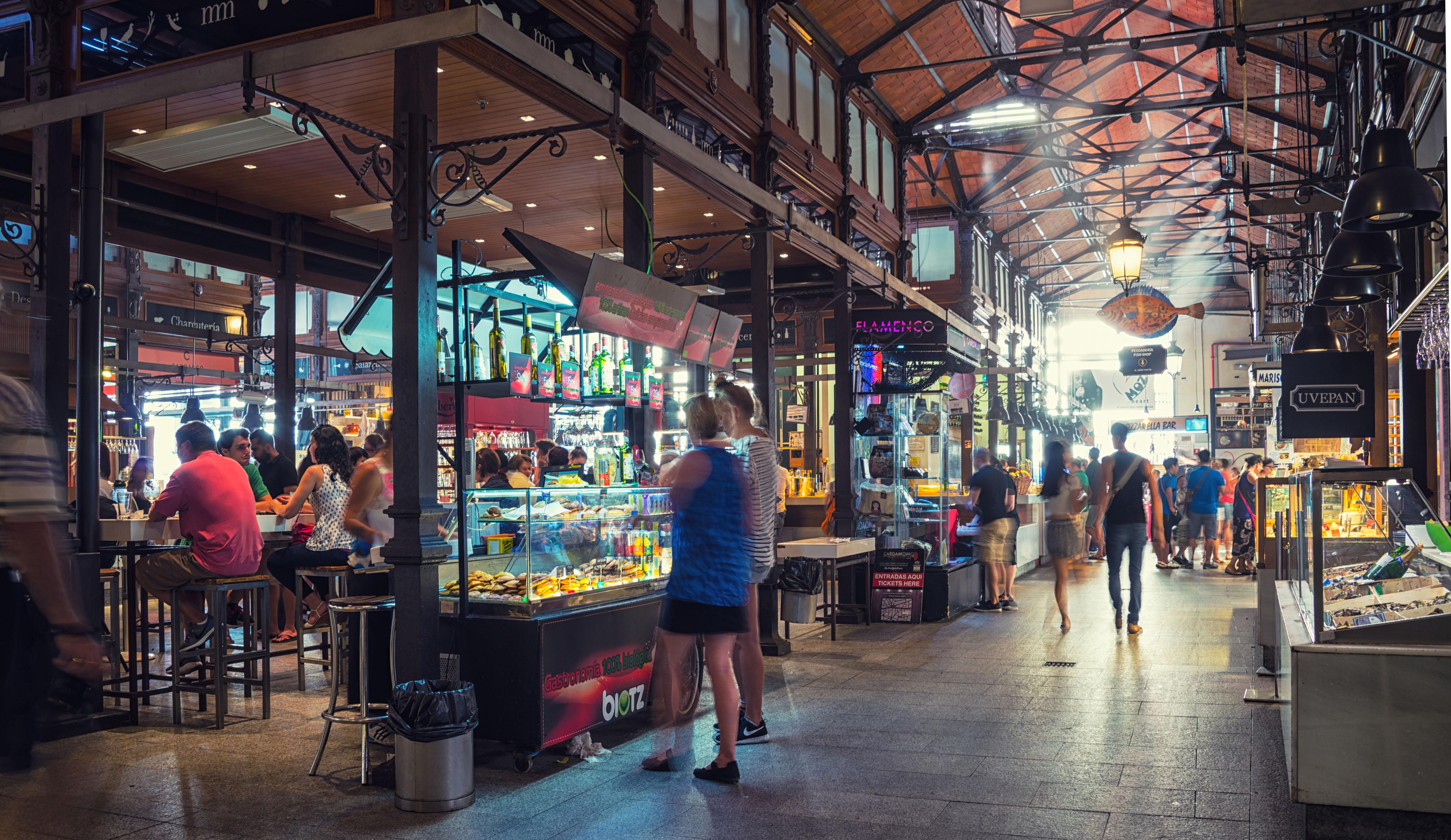 Mercados-de-Madrid